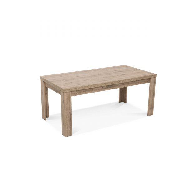 m usbacher esstisch mit auszug monza 180 280 x 90 cm eiche holzoptik online kaufen bei woonio. Black Bedroom Furniture Sets. Home Design Ideas