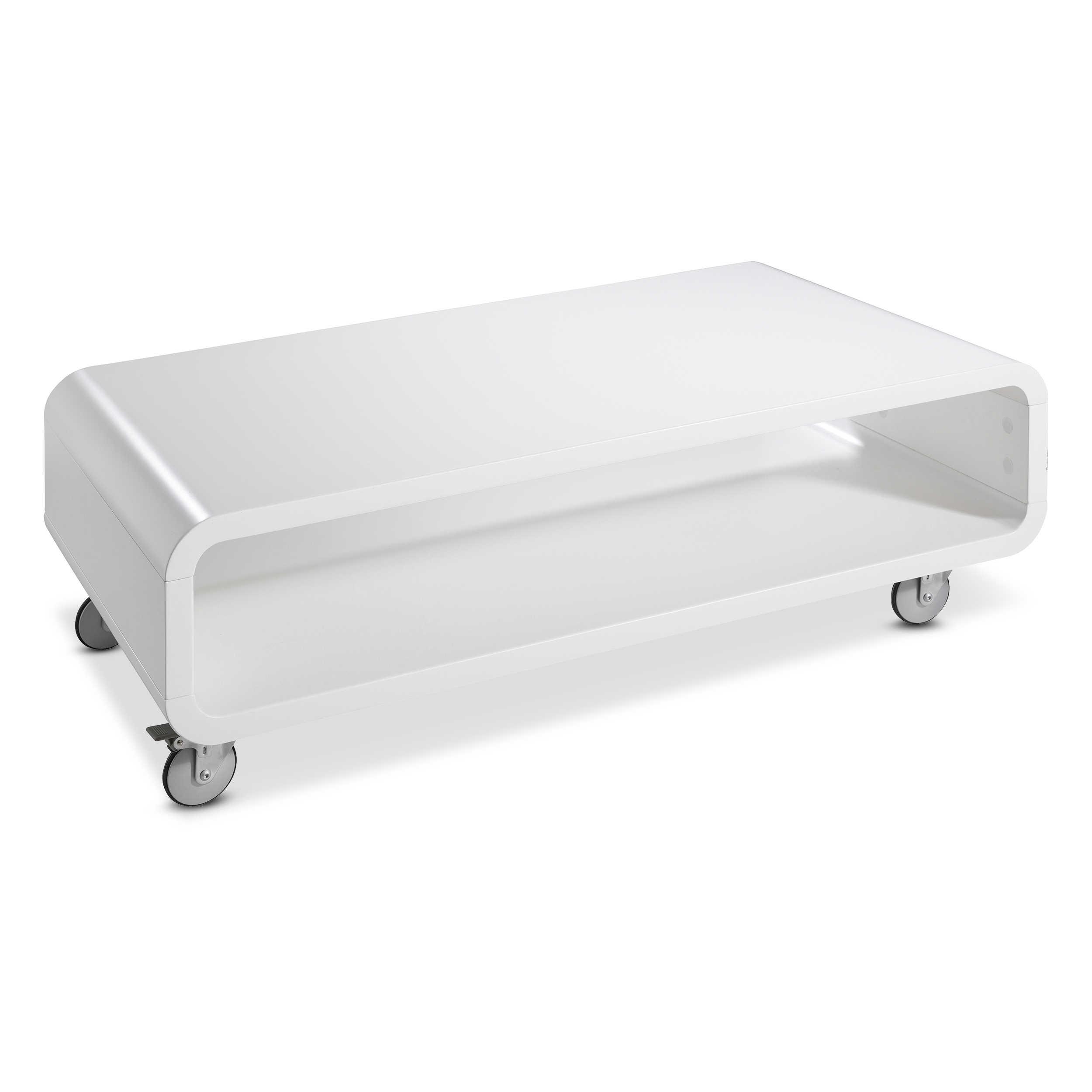 mca couchtisch britta wei lack hochglanz online kaufen bei woonio. Black Bedroom Furniture Sets. Home Design Ideas