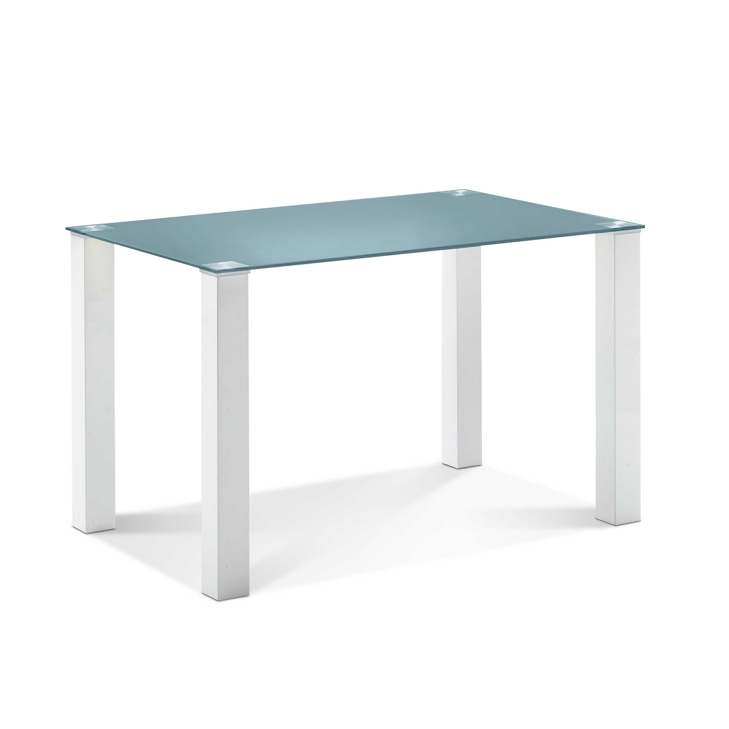 mca esstisch cintano 120 x 80 cm blau glas online kaufen bei woonio. Black Bedroom Furniture Sets. Home Design Ideas