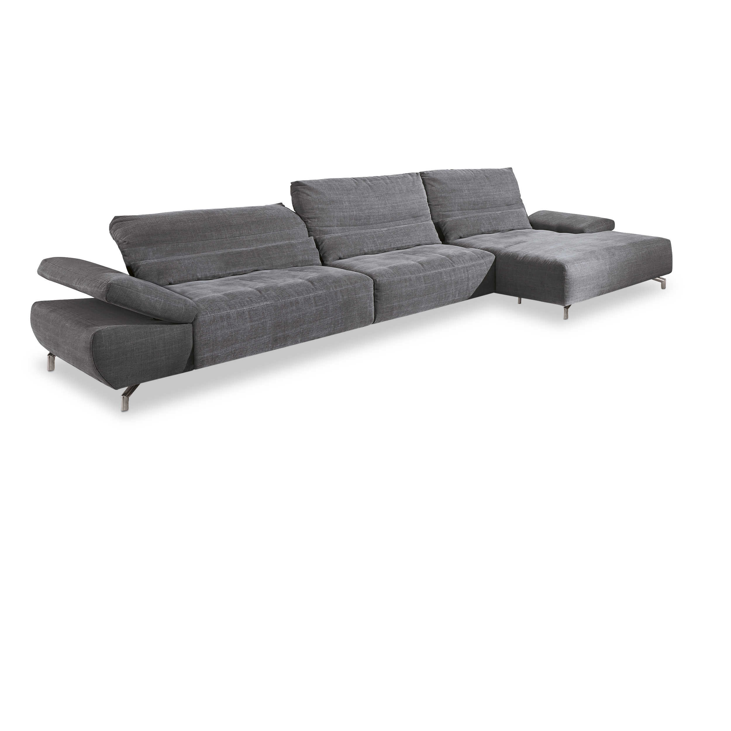 musterring ecksofa mr 6060 anthrazit stoff online kaufen bei woonio. Black Bedroom Furniture Sets. Home Design Ideas