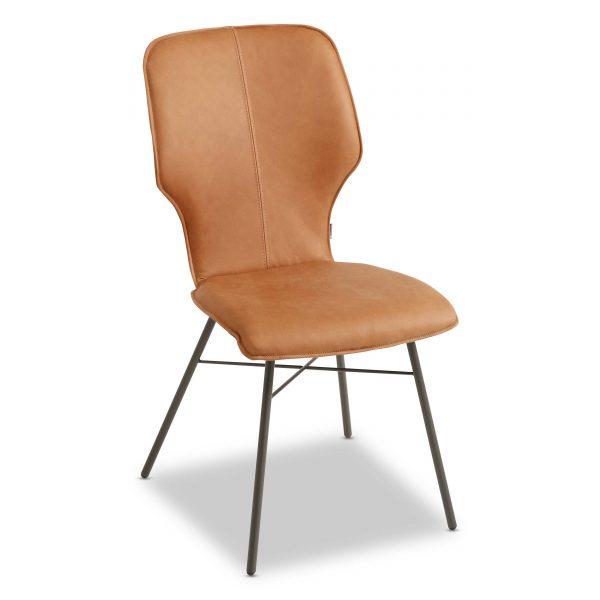 Musterring Stuhl Nevio V 1442 Braun Leder online kaufen