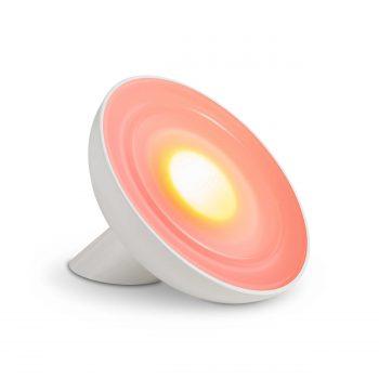 Philips LED Tischleuchte Hue Bloom A+ Weiß Alu, Eisen, Stahl U0026 Metall