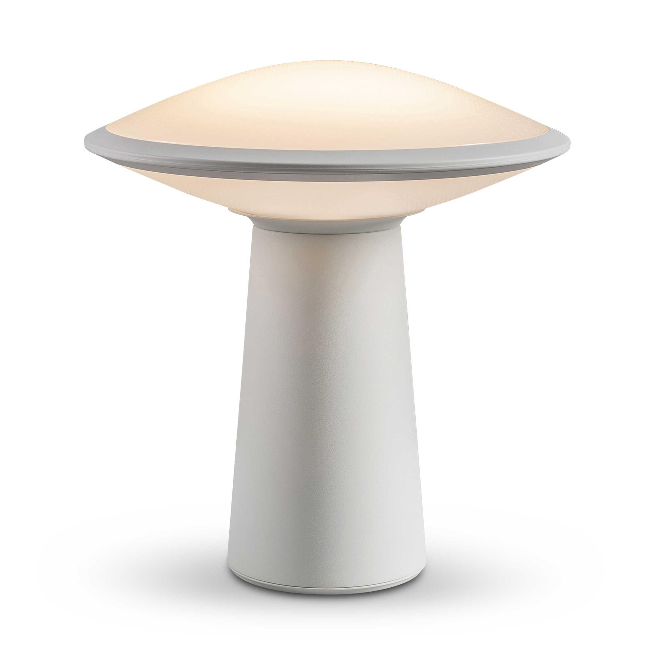 philips led tischleuchte hue phoenix a wei alu eisen. Black Bedroom Furniture Sets. Home Design Ideas