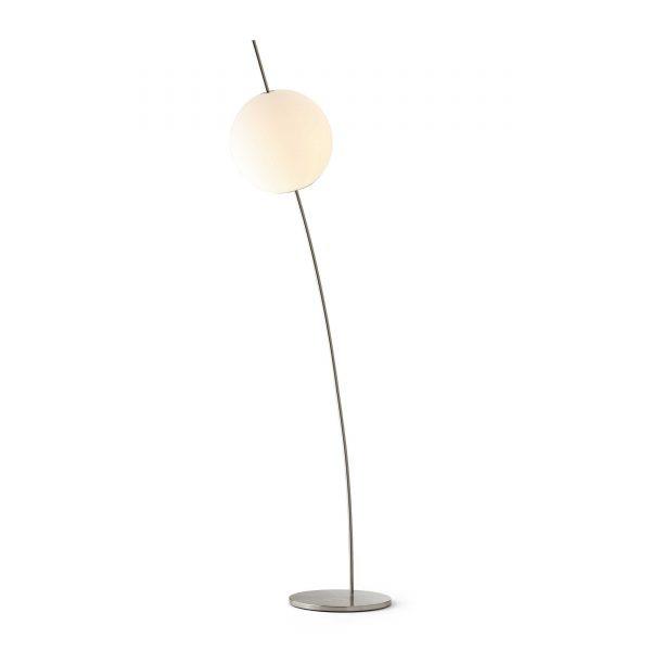 philips stehlampe kasumi d silber chrom alu nickel stahl 164 cm online kaufen bei woonio. Black Bedroom Furniture Sets. Home Design Ideas