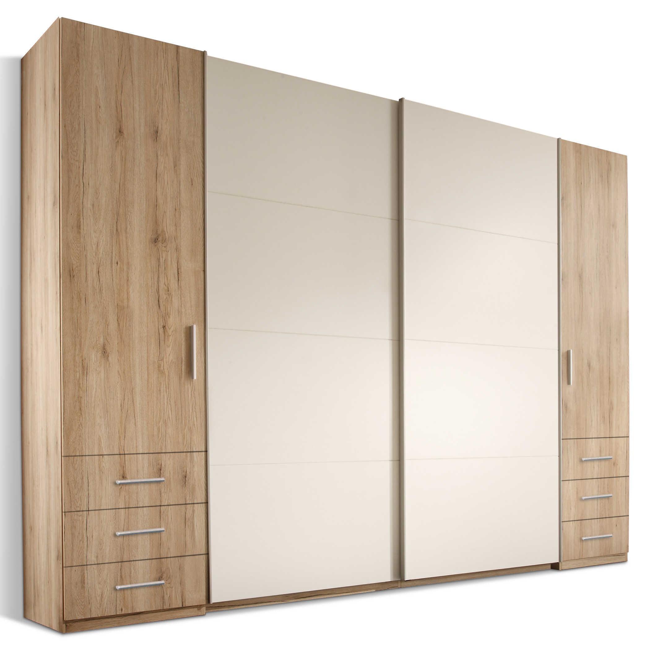 Pol Power Kleiderschrank Store 267 X 226 Cm Eiche Holzoptik Online