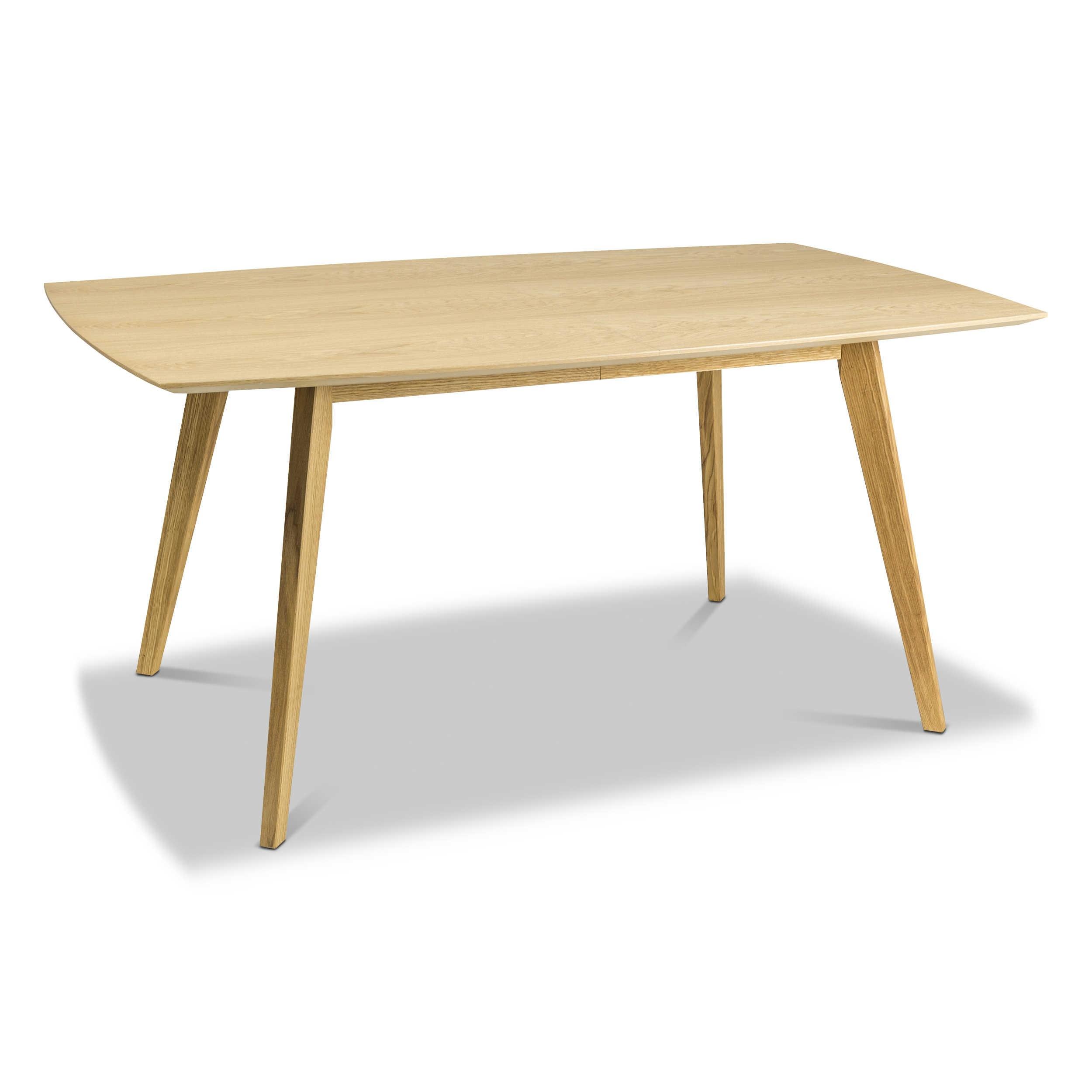 tenzo esstisch mit auszug bess 160 205 x 95 cm eiche holz online kaufen bei woonio. Black Bedroom Furniture Sets. Home Design Ideas