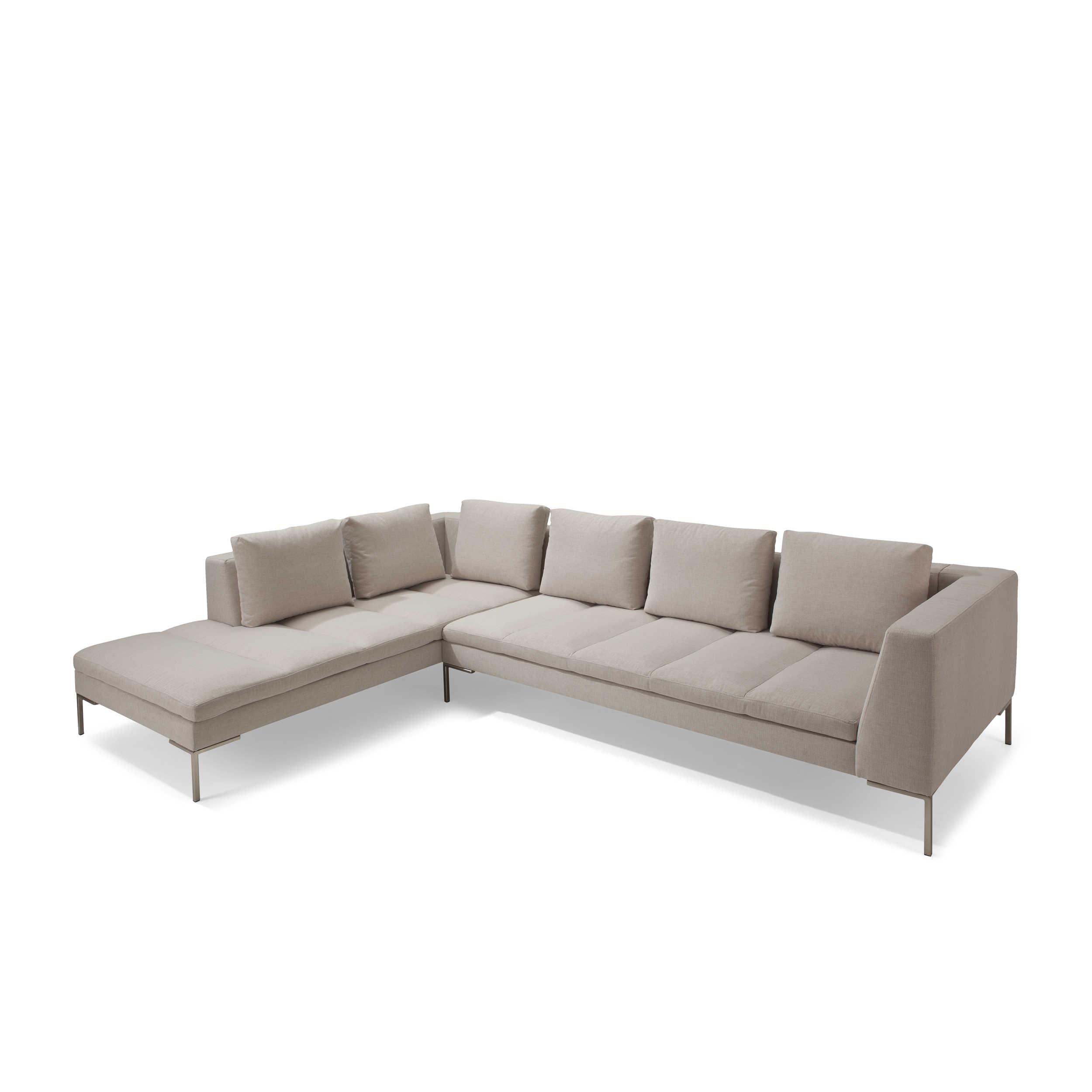 theca ecksofa mondovi beige stoff online kaufen bei woonio. Black Bedroom Furniture Sets. Home Design Ideas