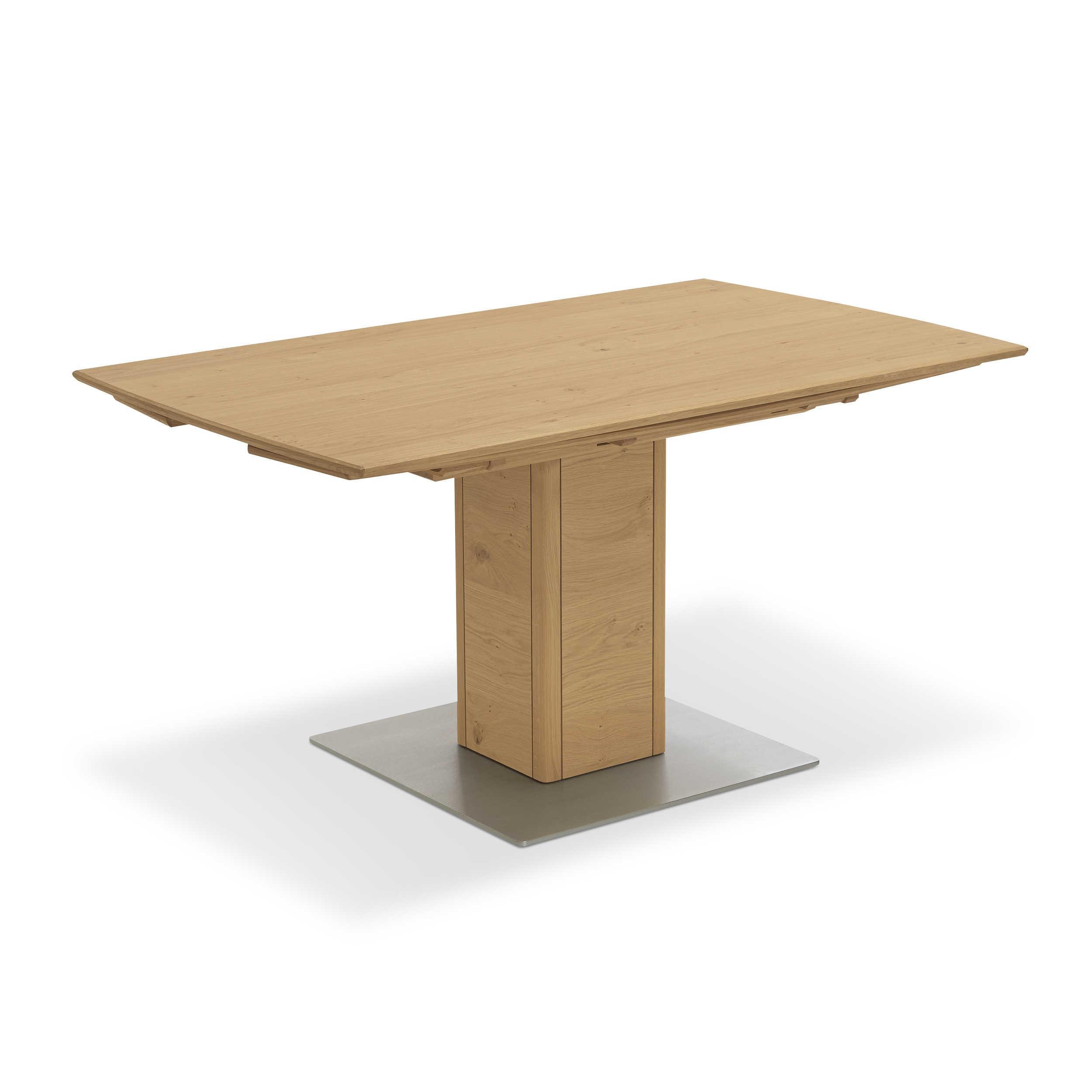venjakob esstisch mit auszug et2064 170 x 100 170 cm eiche holz online kaufen bei woonio. Black Bedroom Furniture Sets. Home Design Ideas