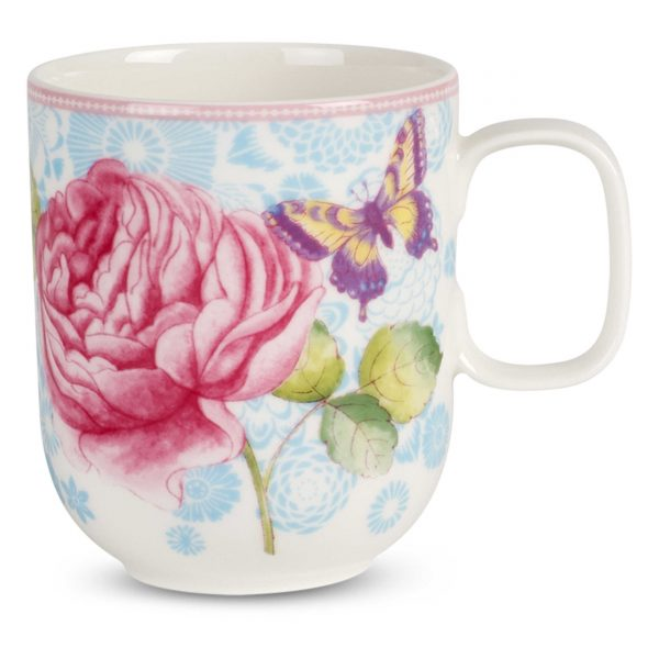 Villeroy & Boch Kaffeebecher Cottage Rose
