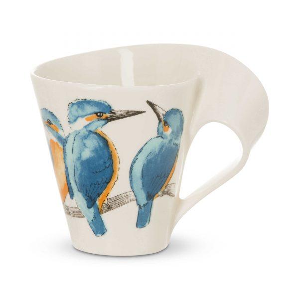 Villeroy & Boch Kaffeebecher New Wave Eisvogel