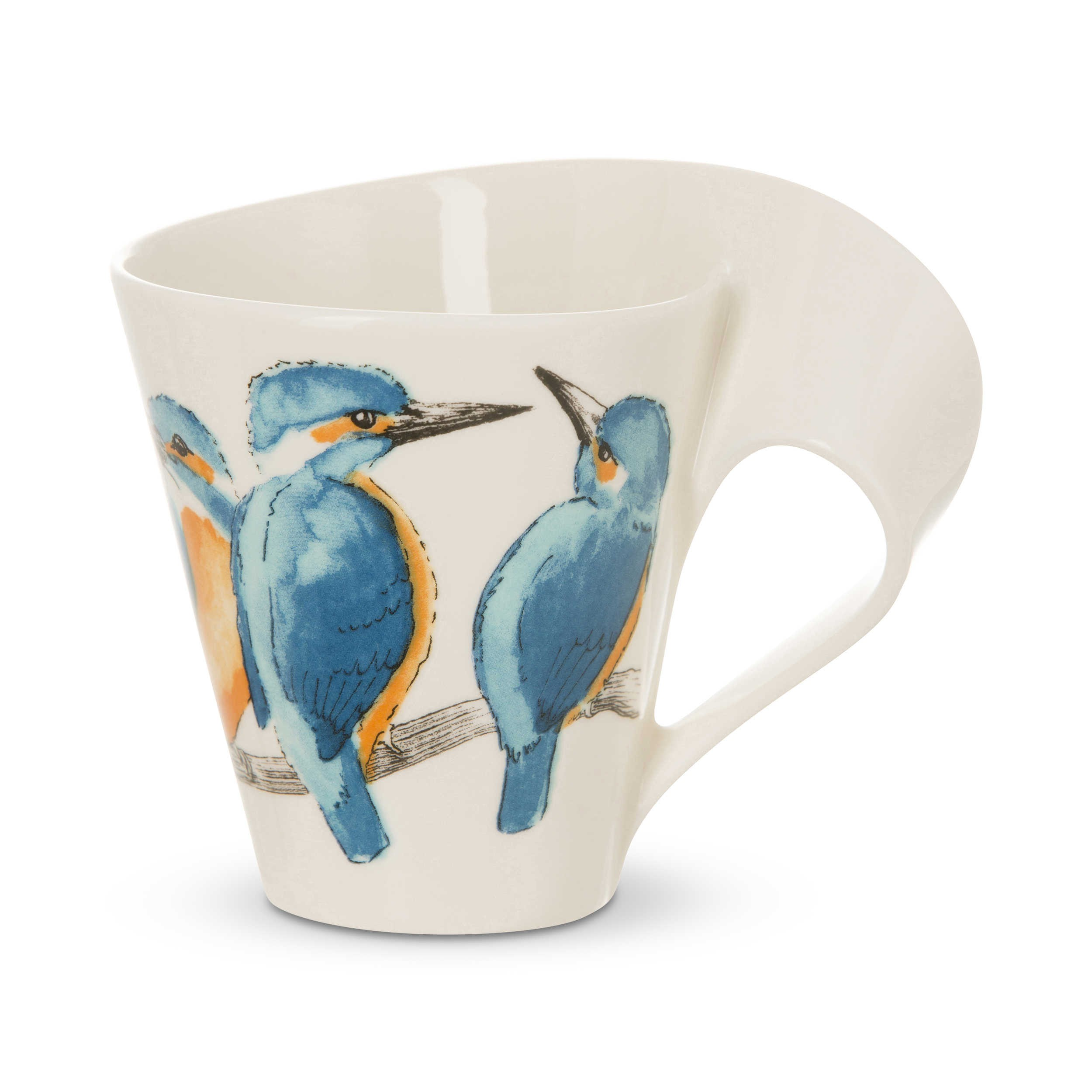 Villeroy boch kaffeebecher new wave eisvogel online for Villeroy boch wave