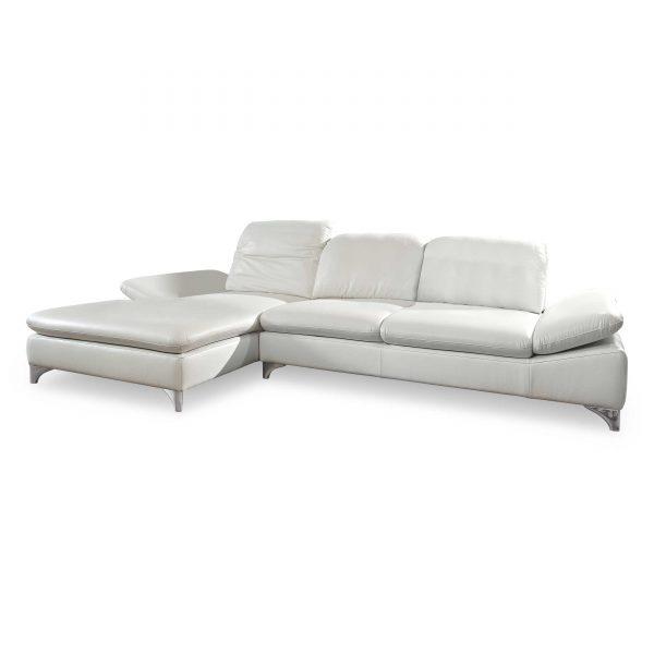 willi schillig ecksofa 15270 enjoy wei leder online kaufen bei woonio. Black Bedroom Furniture Sets. Home Design Ideas