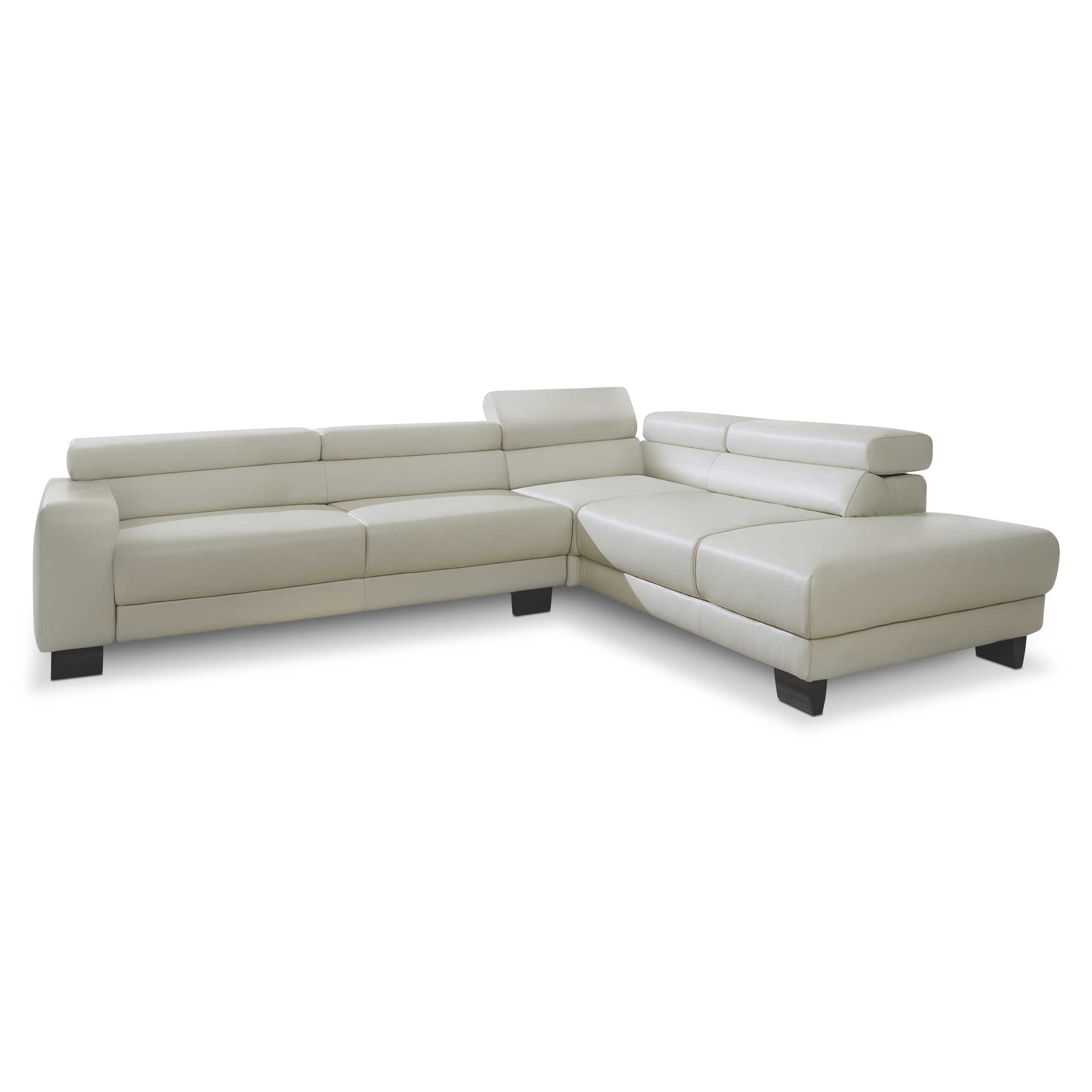 willi schillig ecksofa 20450 fuzion creme leder online kaufen bei woonio. Black Bedroom Furniture Sets. Home Design Ideas
