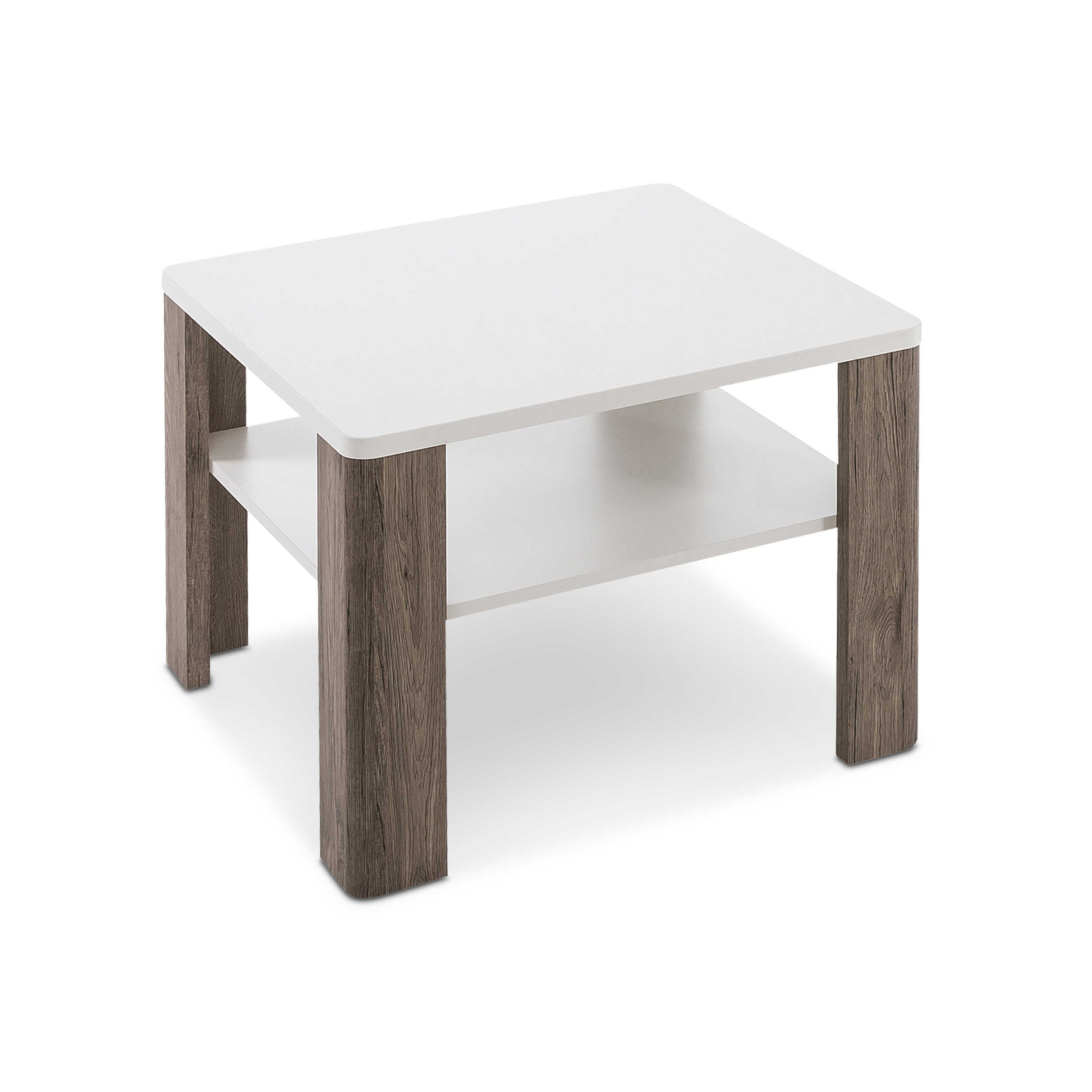 couchtisch milano wei lack hochglanz online kaufen bei woonio. Black Bedroom Furniture Sets. Home Design Ideas