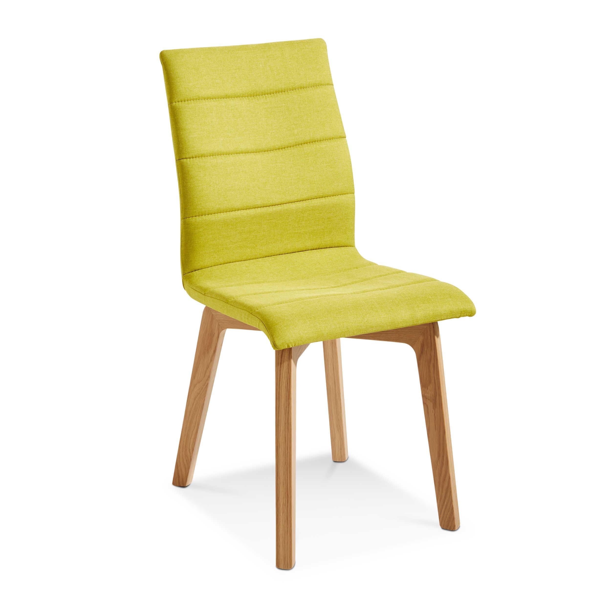 Daheimde Stuhl Nola 2er Set Grün Stoff Online Kaufen Bei Woonio