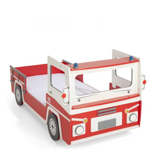 demeyere Feuerwehrauto-Bett Corpo 90 x 200 cm
