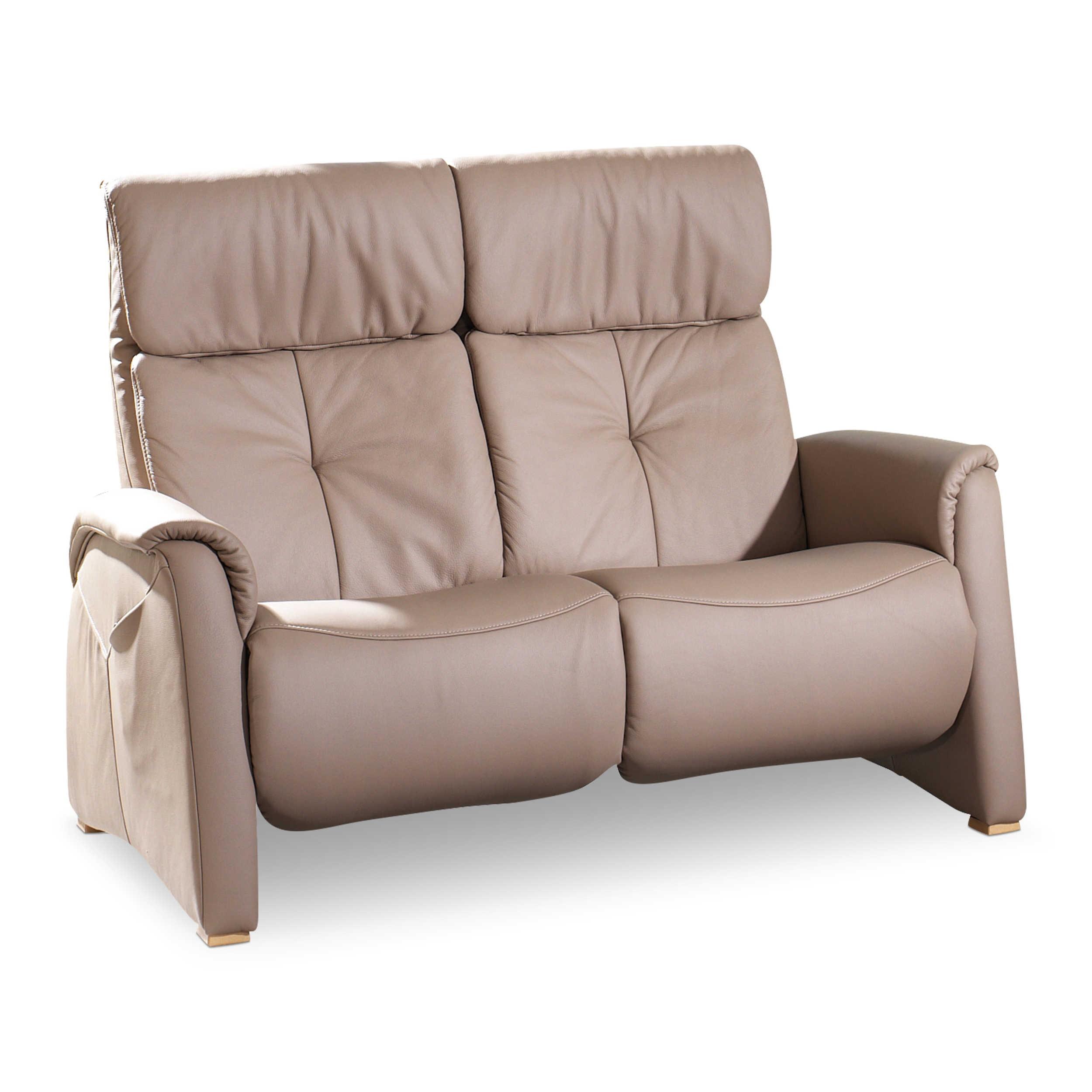 himolla sofa rosenheim beige leder online kaufen bei woonio. Black Bedroom Furniture Sets. Home Design Ideas