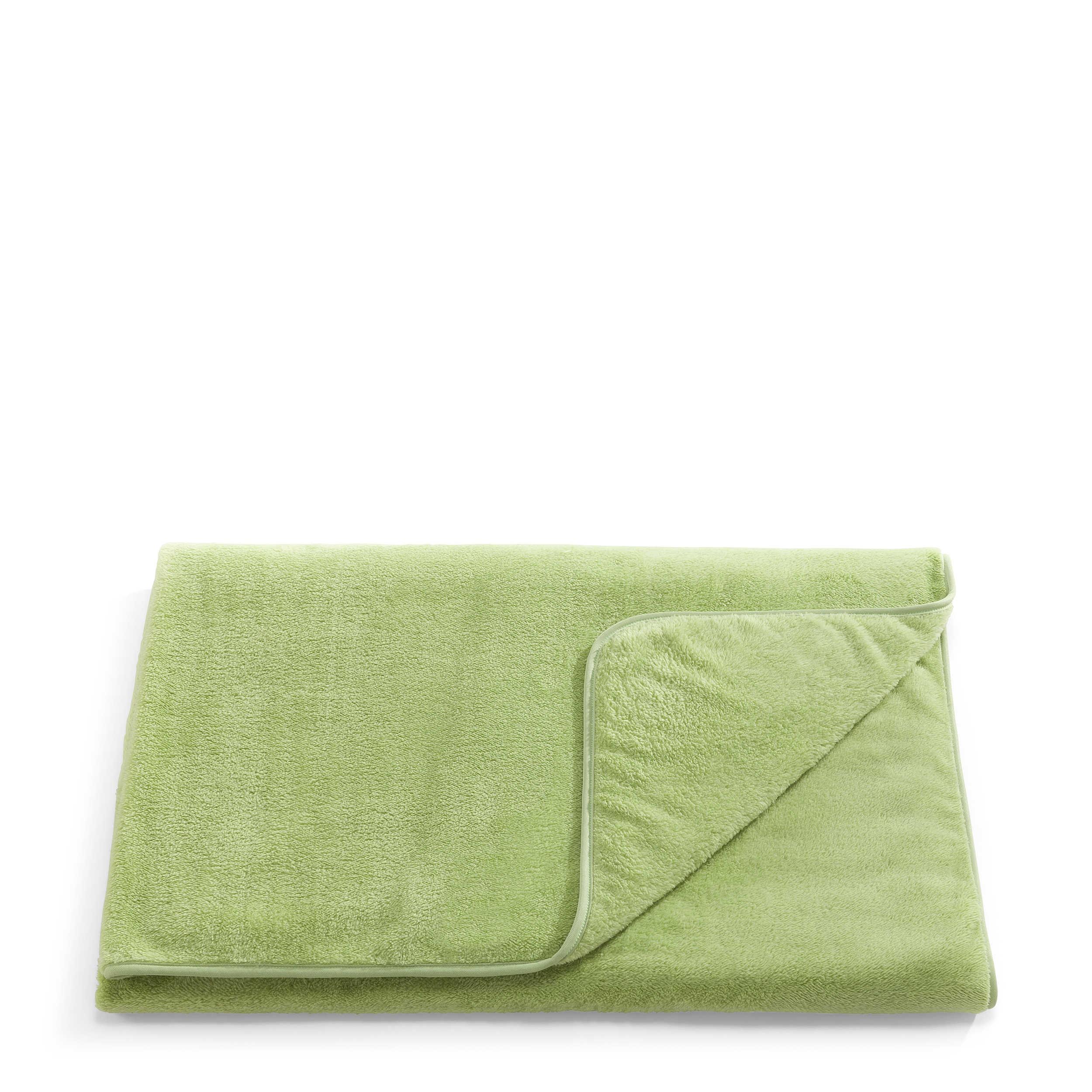 s oliver kuscheldecke wellsoft 150 x 200 cm gr n polyester online kaufen bei woonio. Black Bedroom Furniture Sets. Home Design Ideas