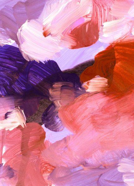 Abstract Painting V Leinwandbild