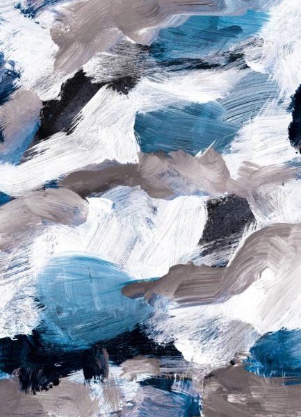 Abstract Painting VI Leinwandbild