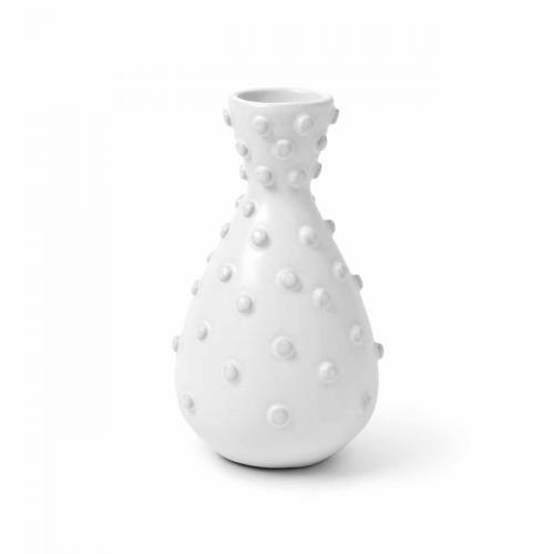 Agave Vase weiss von Jonathan Adlerweiss