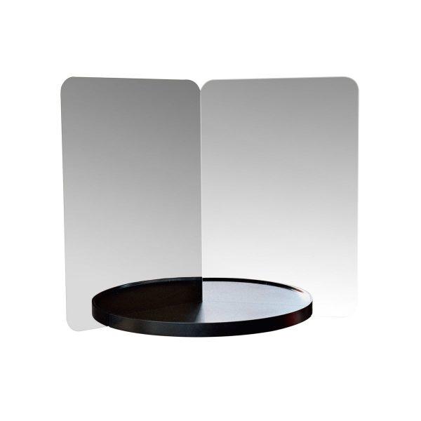 Artek - 124° Mirror mit Ablage
