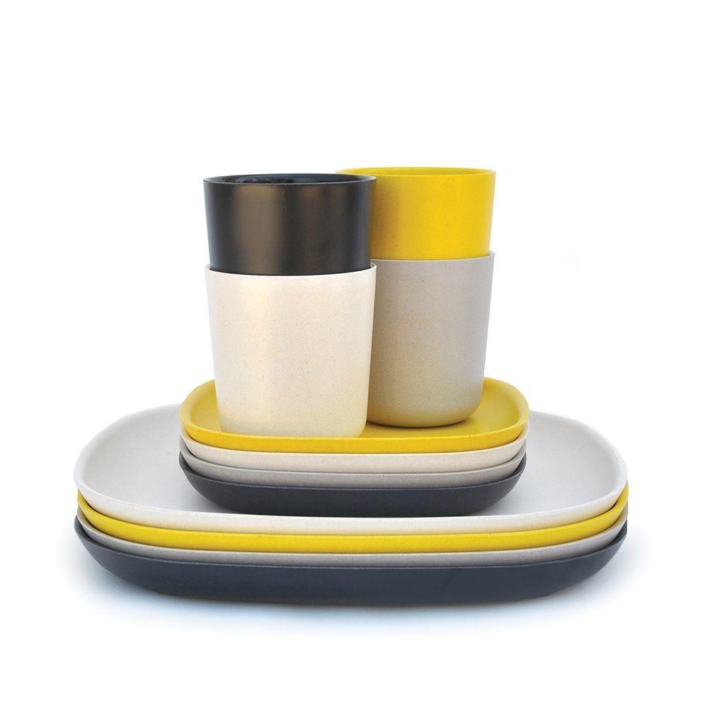 biobu by ekobo gusto lunch set online kaufen bei woonio. Black Bedroom Furniture Sets. Home Design Ideas