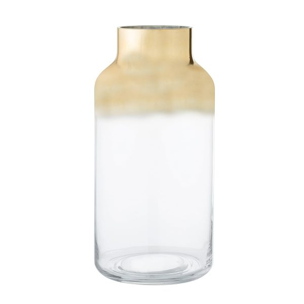 Bloomingville - Glas-Vase H 35 cm