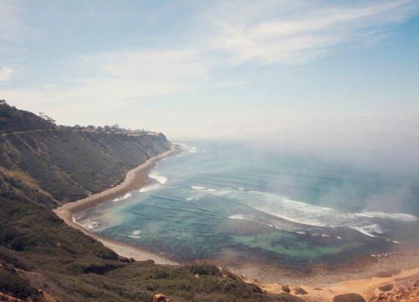 California Coast Leinwandbild
