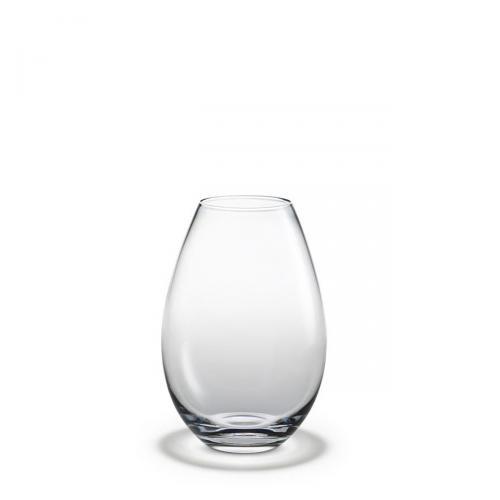 Cocoon Vase klar H 20