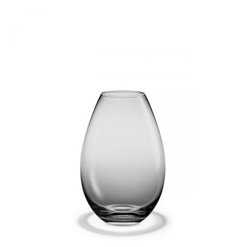 Cocoon Vase smoke H 20