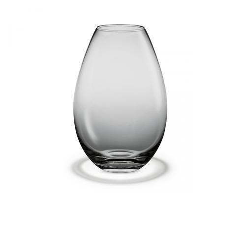 Cocoon Vase smoke H 26grau