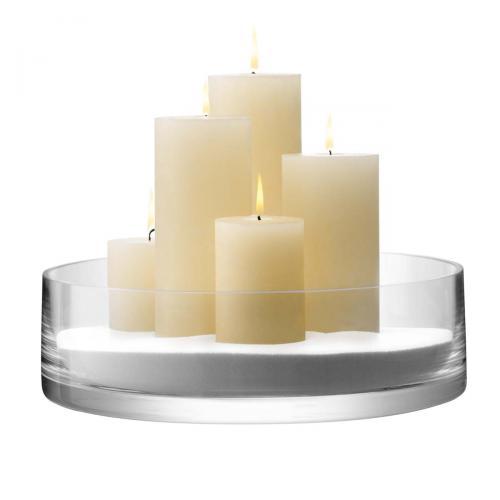 Column Schale/Kerzenschale