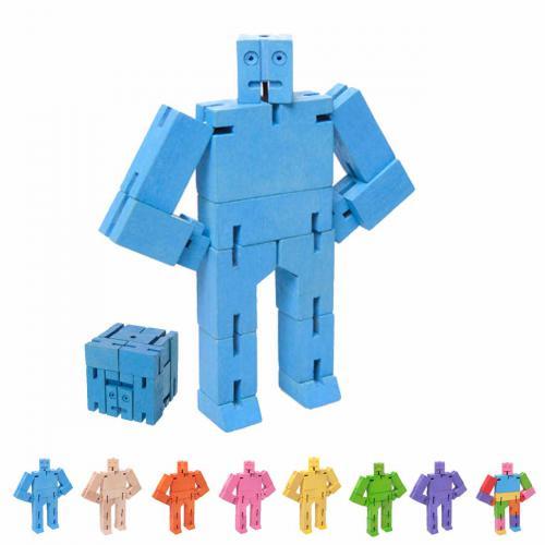 Cubebot Micro Blau von AreawareblauXS