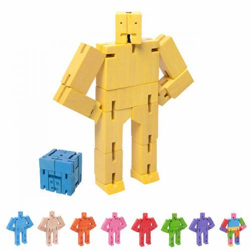 Cubebot Micro Gelb von AreawaregelbXS