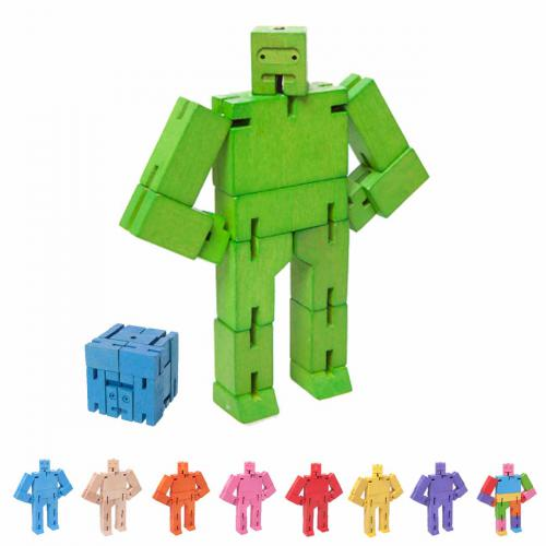 Cubebot Micro Green von AreawaregrünXS