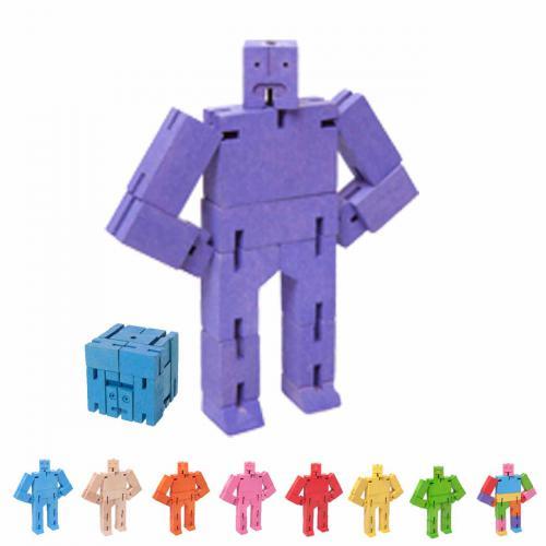 Cubebot Micro Lila von AreawarelilaXS