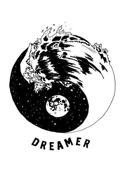 Dreamer Leinwandbild