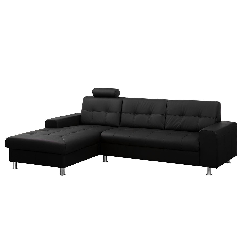 ecksofa straid ii echtleder kunstleder longchair. Black Bedroom Furniture Sets. Home Design Ideas