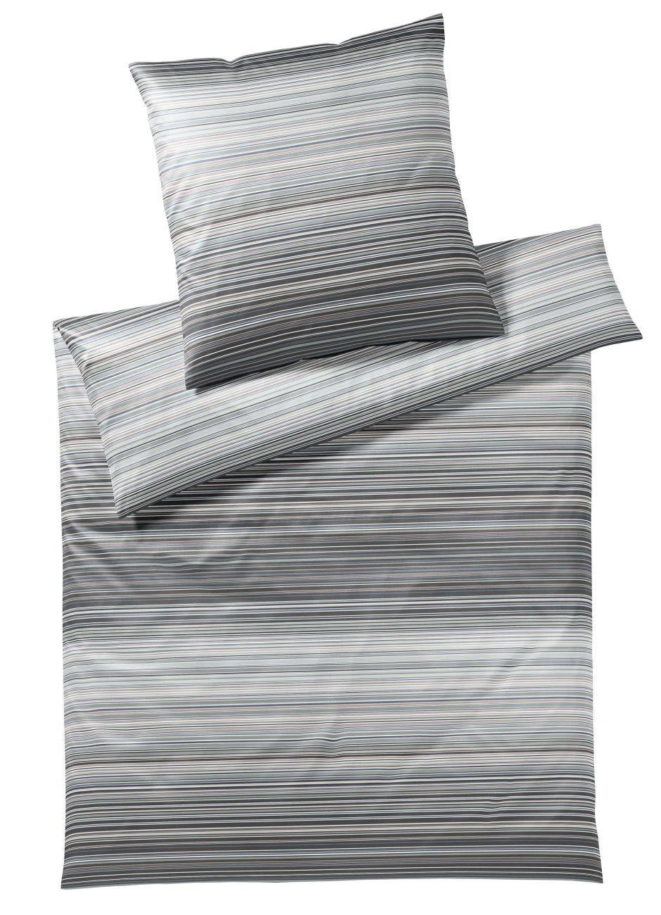 elegante ocean bettw sche aus mako satin online kaufen bei woonio. Black Bedroom Furniture Sets. Home Design Ideas