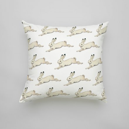 Elsa Beskow Kissenbezug 50x50 cm Hare bunt 100% Baumwolle