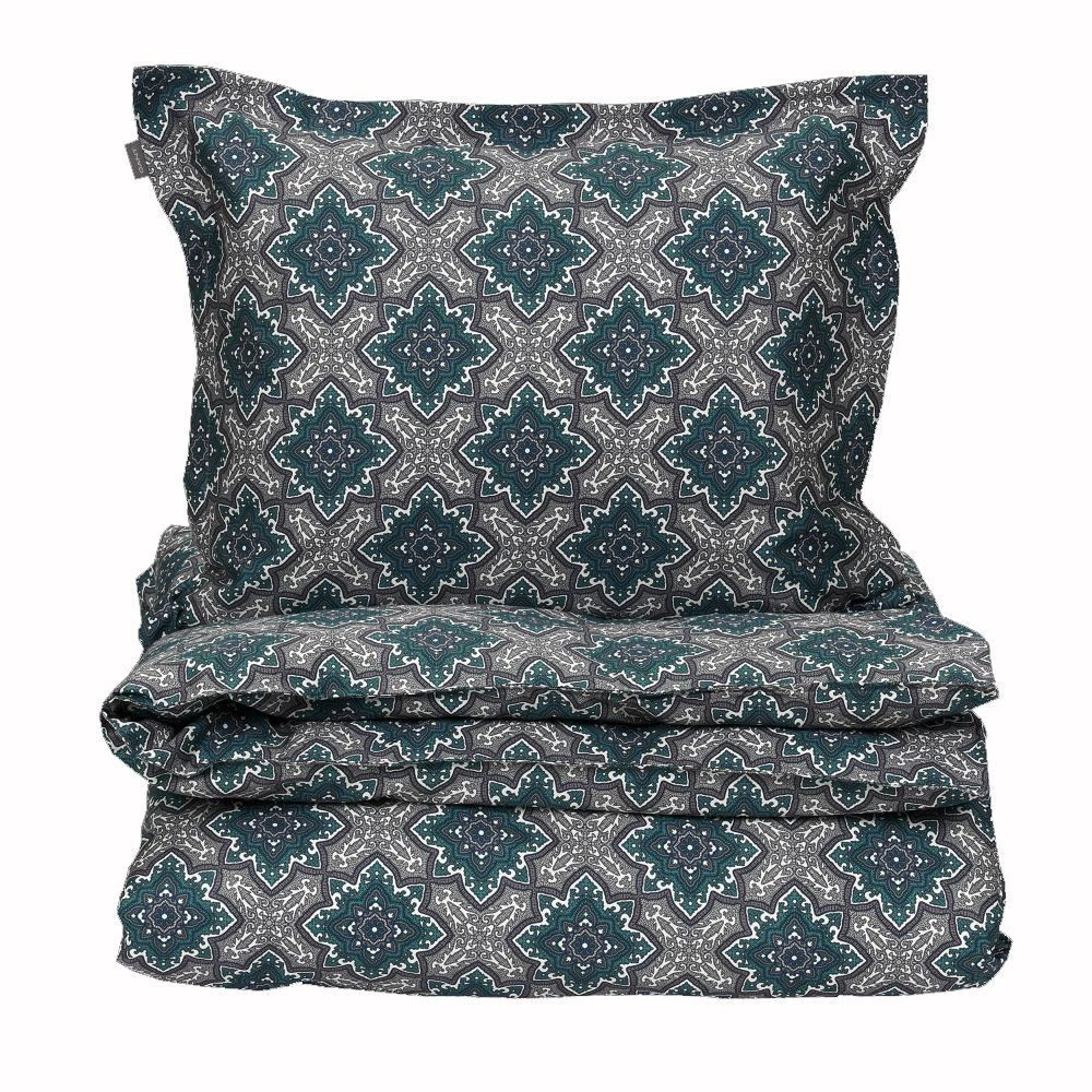 gant home fez single duvet bettdeckenbezug online kaufen bei woonio. Black Bedroom Furniture Sets. Home Design Ideas