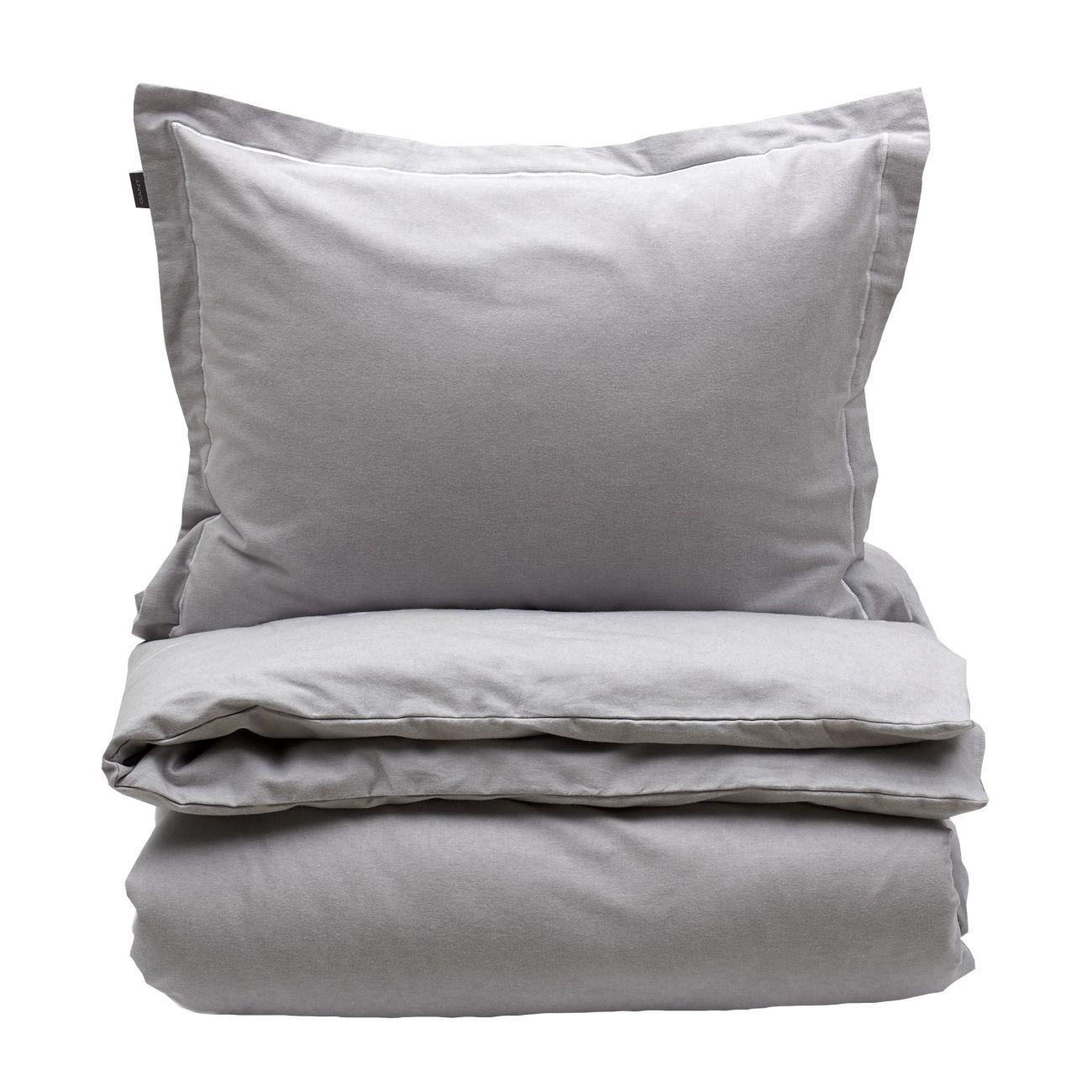gant home flannel chambrey double duvet bettdeckenbezug online kaufen bei woonio. Black Bedroom Furniture Sets. Home Design Ideas