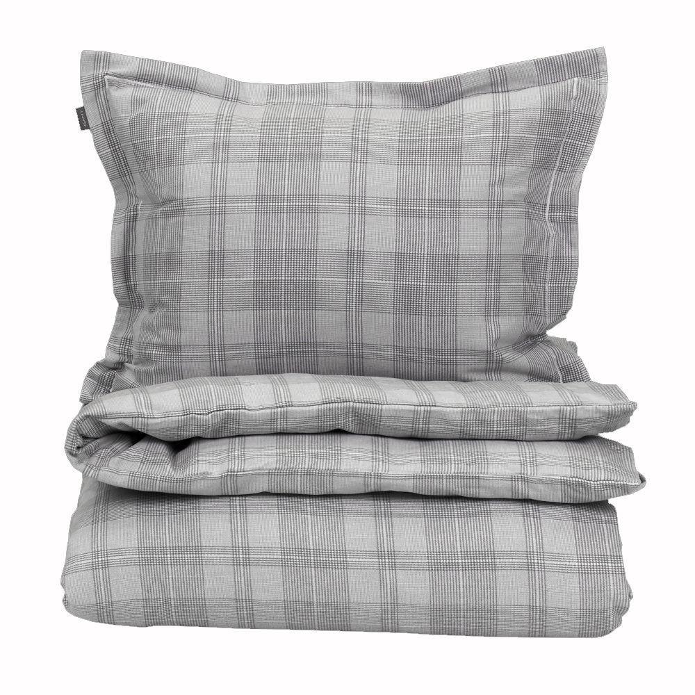 gant home flannel check single duvet bettdeckenbezug online kaufen bei woonio. Black Bedroom Furniture Sets. Home Design Ideas