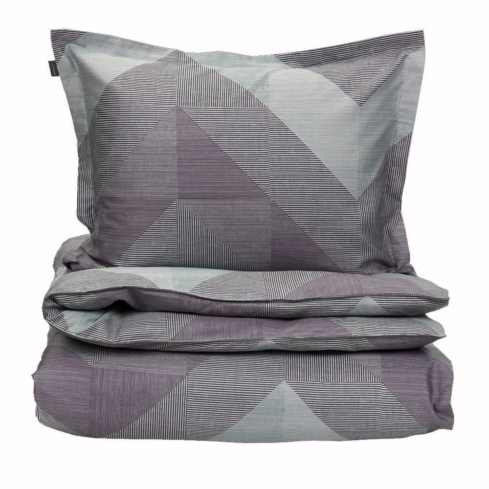 gant home grid single duvet bettdeckenbezug online kaufen bei woonio. Black Bedroom Furniture Sets. Home Design Ideas