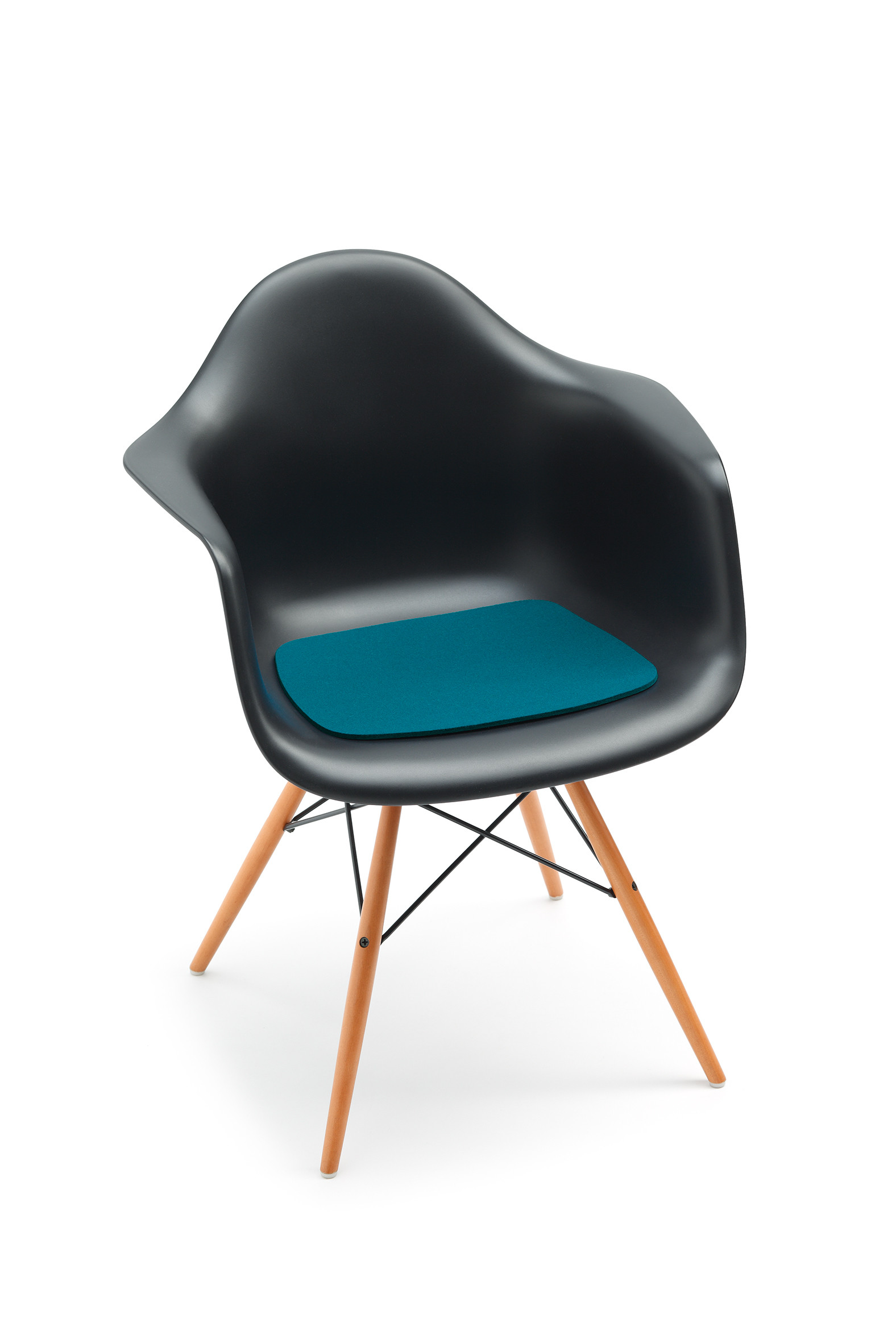 hey sign eames plastic armchair sitzauflage online kaufen. Black Bedroom Furniture Sets. Home Design Ideas