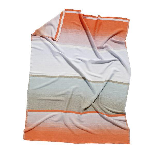 Hay - Colour Plaid Wolldecke