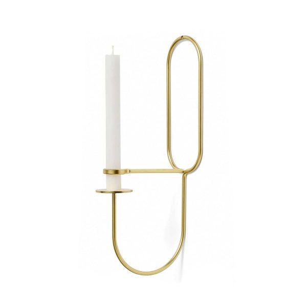 Hay - Lup Wand-Kerzenhalter