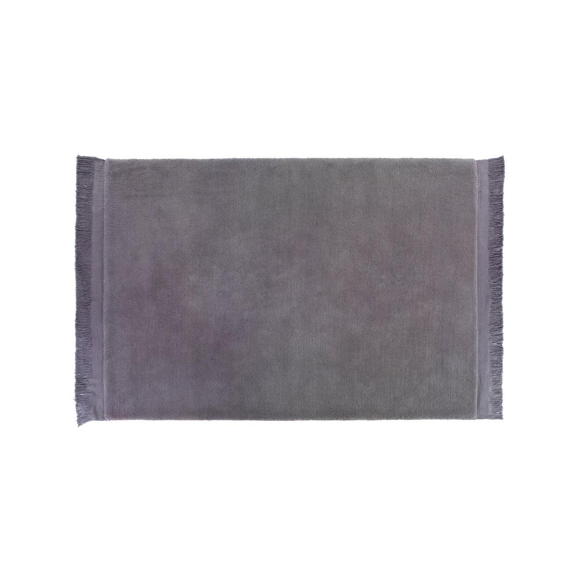 hay raw teppich 140 x 200 cm grau grau t 140 b 200 online kaufen bei woonio. Black Bedroom Furniture Sets. Home Design Ideas