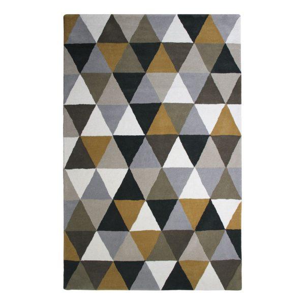 Hochflorteppich Virsi - Mischgewebe - Mehrfarbig - 200 x 290 cm